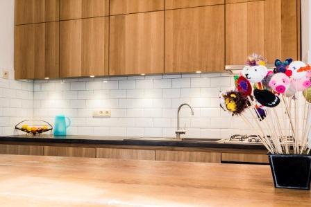 Tegels Keuken Vervangen : Keukenrenovatie